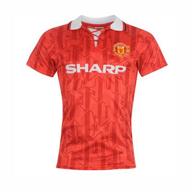 Top 5 Retro Football Club Shirts | Hand of Blog