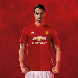 Shop Man Utd Kits