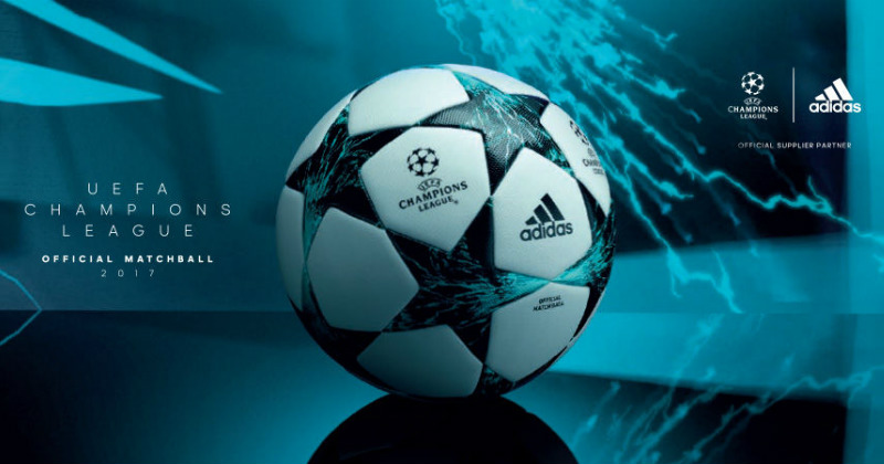 Introducing The 2017/18 Champions League Group Stage Ball
