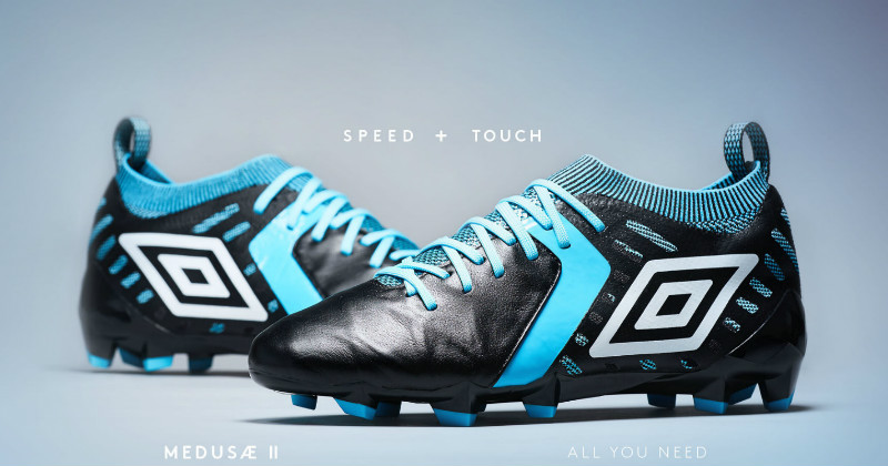 c8f3cb528 Umbro launch Stunning Bluefish Football Boot Pack. There s certainly no  reason ...